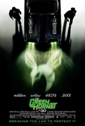 The Green Hornet - Movie Poster (thumbnail)