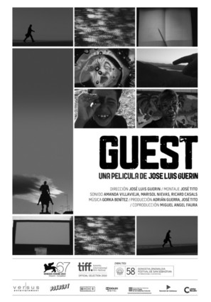 Guest - Spanish Movie Poster (thumbnail)
