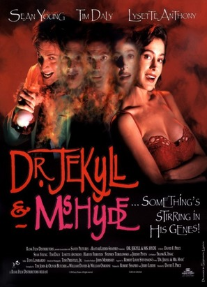 Dr. Jekyll and Ms. Hyde - British Movie Poster (thumbnail)