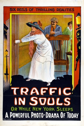 Traffic in Souls - Movie Poster (thumbnail)
