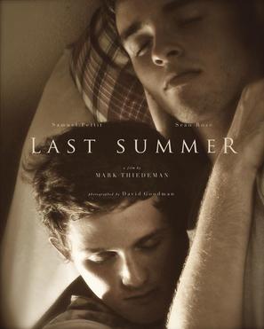 Last Summer - Movie Poster (thumbnail)