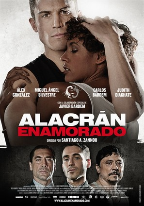 Alacrán enamorado - Spanish Movie Poster (thumbnail)