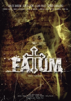 Fatum - Spanish Movie Poster (thumbnail)