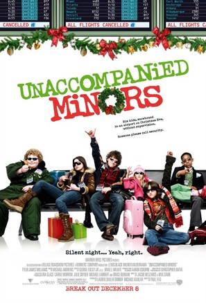 Unaccompanied Minors - Movie Poster (thumbnail)