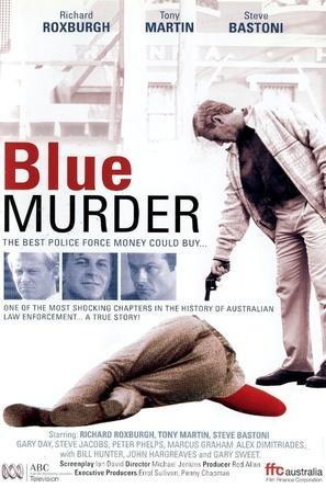 """""""Blue Murder"""" - Australian Movie Poster (thumbnail)"""