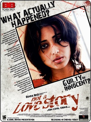 Not a Love Story - Indian Movie Poster (thumbnail)