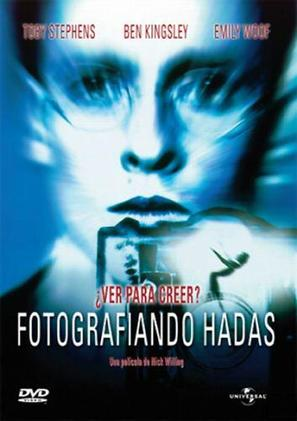 Photographing Fairies - Spanish Movie Cover (thumbnail)