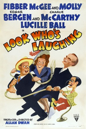 Look Who's Laughing - Movie Poster (thumbnail)