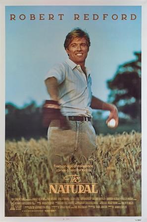 The Natural - Movie Poster (thumbnail)