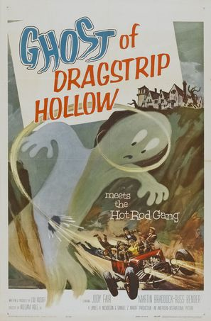 Ghost of Dragstrip Hollow - Movie Poster (thumbnail)