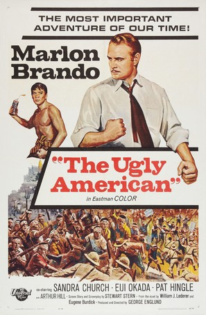 The Ugly American - Movie Poster (thumbnail)