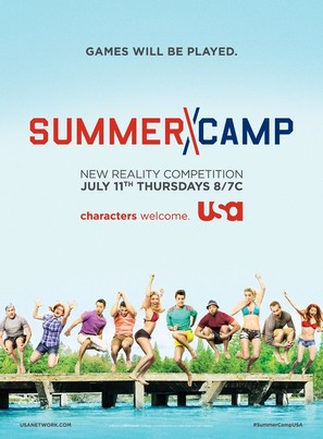 """Summer Camp"" - Movie Poster (thumbnail)"