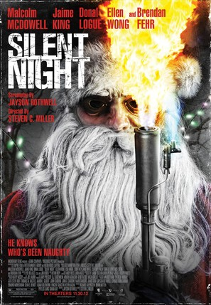 Silent Night - Movie Poster (thumbnail)