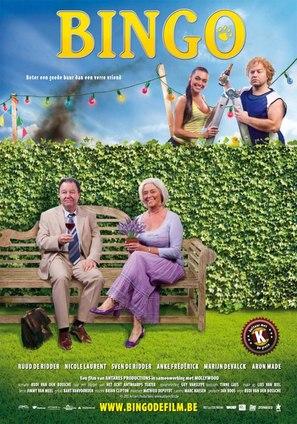 Bingo - Belgian Movie Poster (thumbnail)
