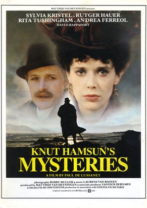 Mysteries - Dutch Movie Poster (thumbnail)