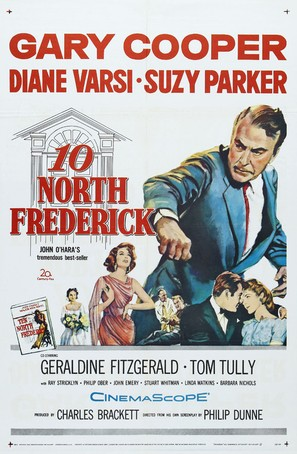 Ten North Frederick - Movie Poster (thumbnail)