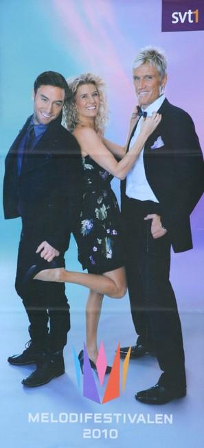 """Melodifestivalen 2010"" - Swedish Movie Poster (thumbnail)"