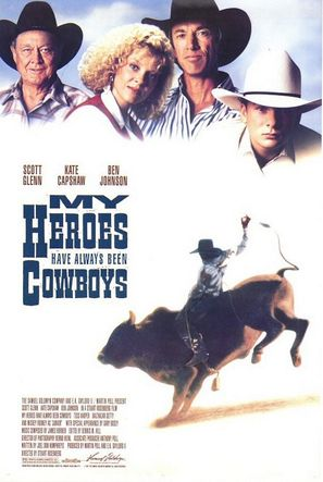 My Heroes Have Always Been Cowboys - Movie Poster (thumbnail)