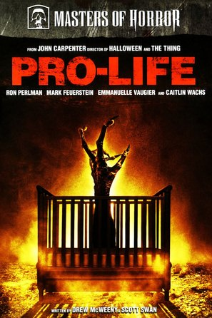 """Masters of Horror"" Pro-Life - Movie Cover (thumbnail)"
