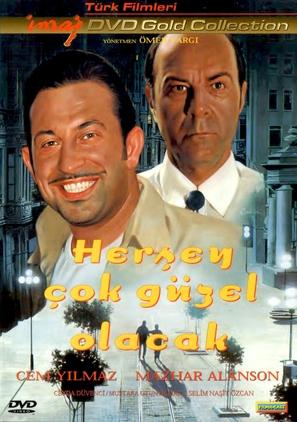 Her sey çok güzel olacak - Turkish Movie Poster (thumbnail)