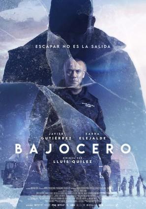 Bajocero - Spanish Movie Poster (thumbnail)