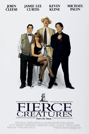 Fierce Creatures - Movie Poster (thumbnail)
