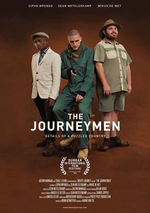 The Journeymen - South African Movie Poster (thumbnail)