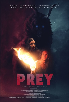 Prey - Movie Poster (thumbnail)