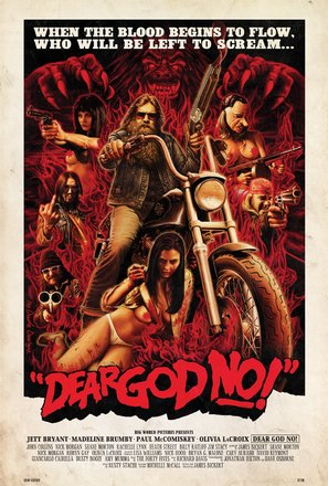 Dear God No! - Movie Poster (thumbnail)