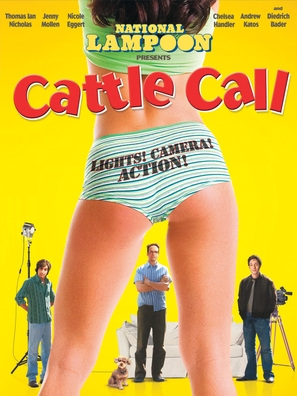Cattle Call - DVD cover (thumbnail)