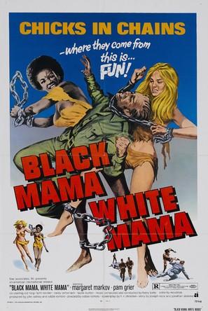 Black Mama, White Mama - Movie Poster (thumbnail)