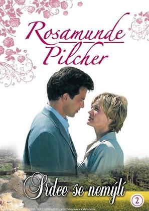 """""""Rosamunde Pilcher"""" - Czech DVD cover (thumbnail)"""