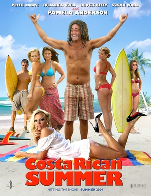 Costa Rican Summer - Movie Poster (thumbnail)