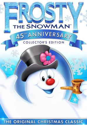 Frosty the Snowman - DVD cover (thumbnail)