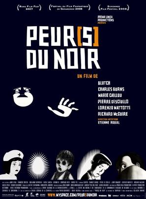 Peur(s) du noir - French Movie Poster (thumbnail)