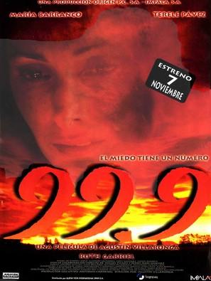 99.9 - Spanish poster (thumbnail)