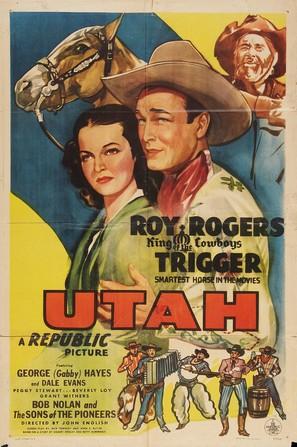 Utah - Movie Poster (thumbnail)