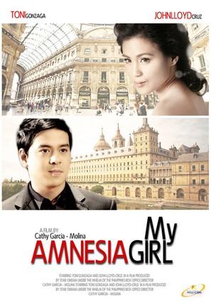 My Amnesia Girl - Philippine Movie Poster (thumbnail)