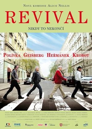 Revival - Czech Movie Poster (thumbnail)