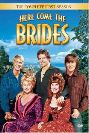 """Here Come the Brides"" - DVD cover (thumbnail)"