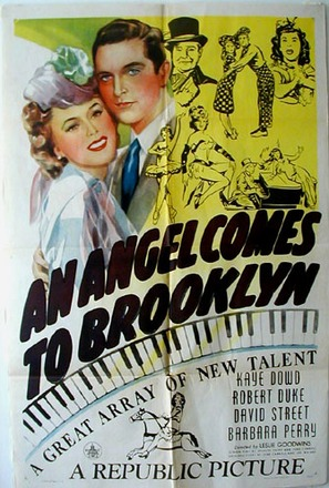 An Angel Comes to Brooklyn - Movie Poster (thumbnail)