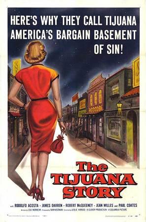 The Tijuana Story - Movie Poster (thumbnail)