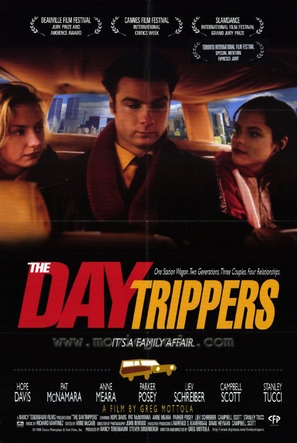 The Daytrippers - Movie Poster (thumbnail)