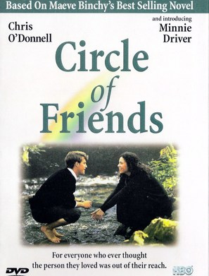 Circle of Friends - DVD movie cover (thumbnail)