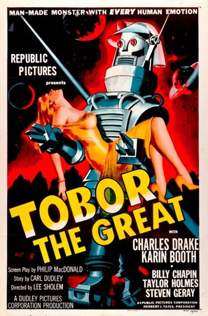 Tobor the Great - Movie Poster (thumbnail)