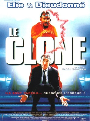 Le clone - French Movie Poster (thumbnail)