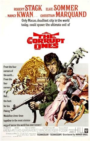 Die Hölle von Macao - Movie Poster (thumbnail)