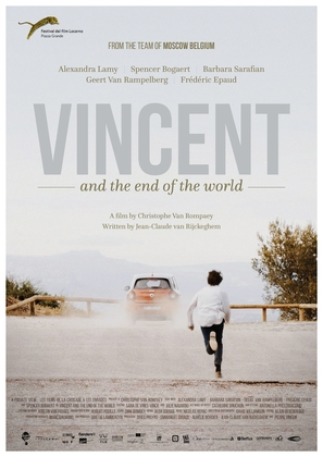 Vincent - Belgian Movie Poster (thumbnail)
