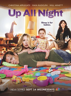 """""""Up All Night"""" - Movie Poster (thumbnail)"""