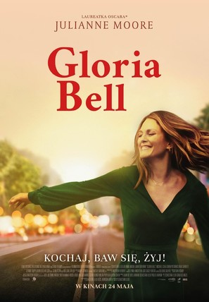 Gloria Bell - Polish Movie Poster (thumbnail)